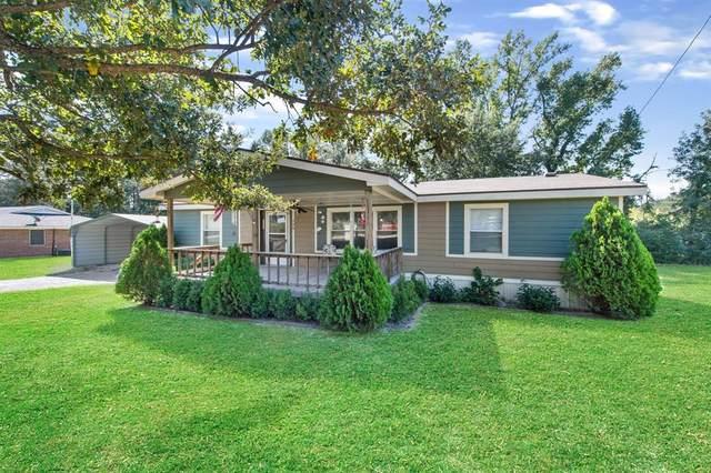 124 Spjst Road, Crockett, TX 75835 (MLS #86327980) :: The SOLD by George Team