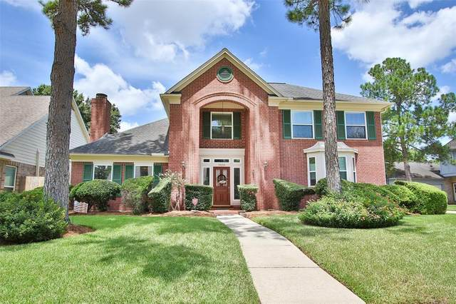 18218 Longmoor Drive, Houston, TX 77084 (MLS #86336271) :: The Bly Team