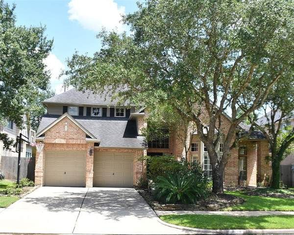 16118 Halpren Falls Lane, Cypress, TX 77429 (MLS #86353827) :: The Bly Team