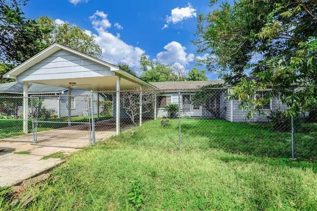 7617 S Hall Street, Houston, TX 77028 (MLS #86359047) :: Keller Williams Realty