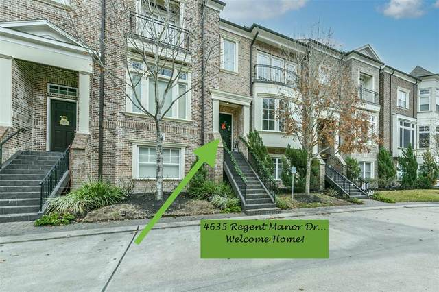 4635 Regent Manor Drive, Houston, TX 77345 (MLS #86366884) :: The Home Branch