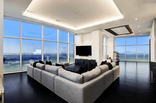 4521 San Felipe Street #3201, Houston, TX 77027 (MLS #8637594) :: Green Residential