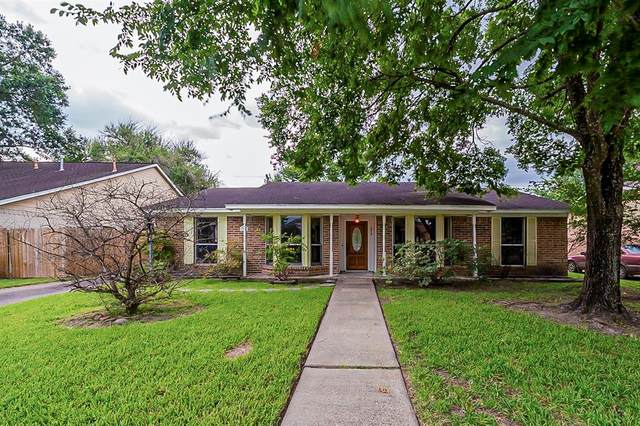 3918 Oaktrace Drive, Humble, TX 77396 (MLS #86386417) :: The SOLD by George Team