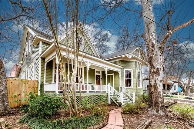 164 Fanthorp Street, Anderson, TX 77830 (MLS #86396562) :: Guevara Backman