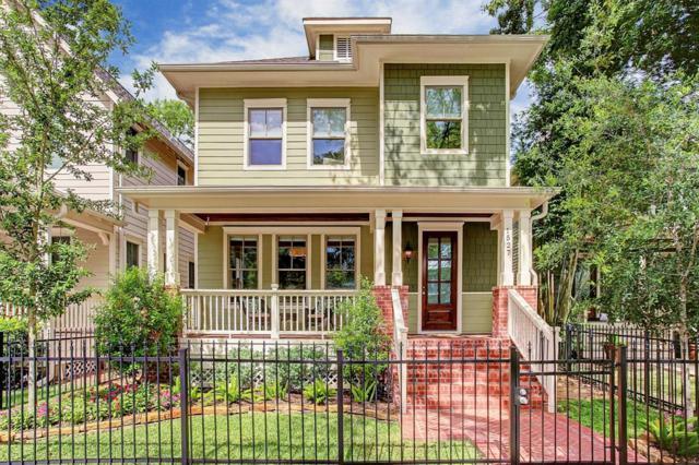 1527 Ashland Street, Houston, TX 77008 (MLS #86401075) :: Keller Williams Realty