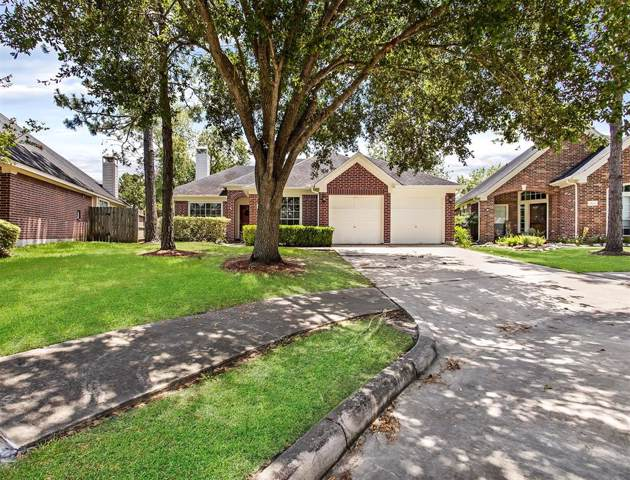 3510 Paigewood Drive, Pearland, TX 77584 (MLS #86401168) :: The Queen Team