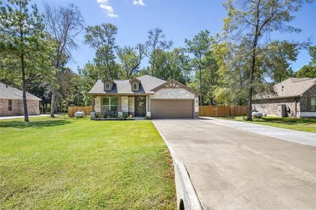266 Road 6609, Dayton, TX 77535 (MLS #86401286) :: All Cities USA Realty