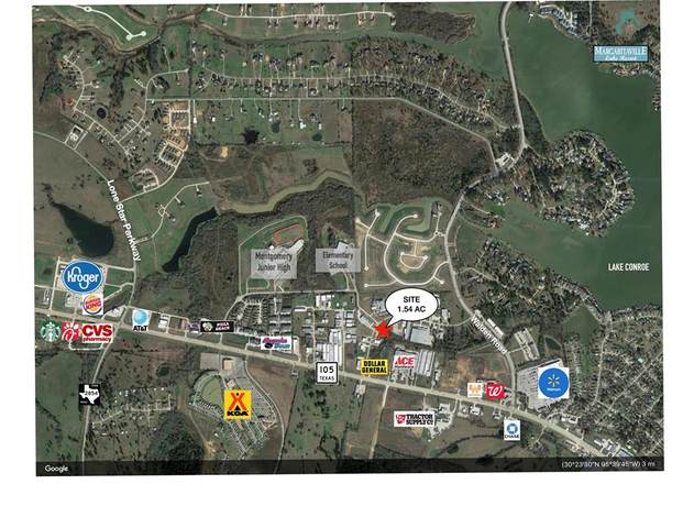 00 Freeport Drive, Montgomery, TX 77356 (MLS #86424117) :: Green Residential