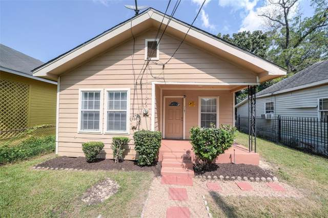 7107 Avenue K, Houston, TX 77011 (MLS #86427586) :: The Jennifer Wauhob Team