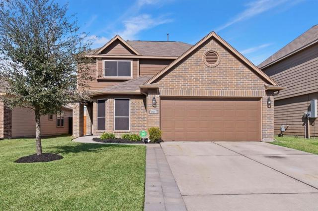 9911 Chimney Swift Lane, Conroe, TX 77385 (MLS #86428210) :: Fairwater Westmont Real Estate