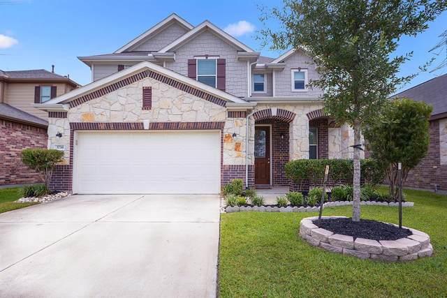 3730 Aubergine Springs Lane, Katy, TX 77449 (MLS #86442154) :: NewHomePrograms.com LLC