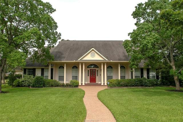 9211 Lake Forest Court N, College Station, TX 77845 (MLS #86450017) :: The SOLD by George Team