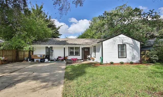 5639 Belarbor Street, Houston, TX 77033 (MLS #86451734) :: The Sansone Group
