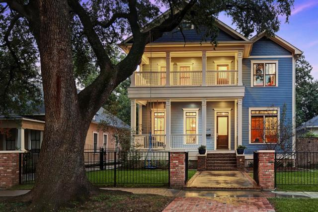 1134 Arlington Street, Houston, TX 77008 (MLS #86457458) :: Caskey Realty