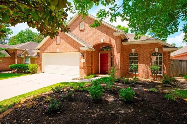 27 Currymead Place, The Woodlands, TX 77382 (MLS #86464158) :: Rachel Lee Realtor
