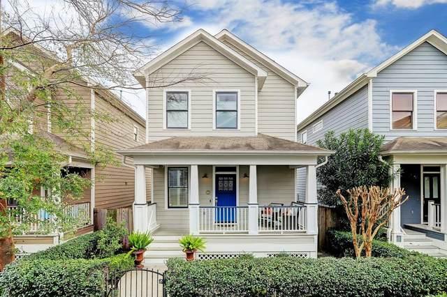 1041 W 16th Street, Houston, TX 77008 (MLS #86466926) :: Michele Harmon Team