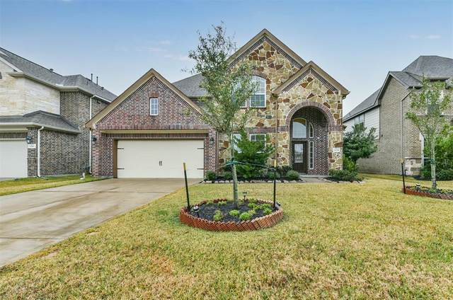 9806 Clear Diamond Drive, Rosharon, TX 77583 (MLS #8649218) :: Lerner Realty Solutions
