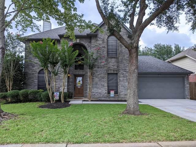 16107 Copper Canyon Drive, Friendswood, TX 77546 (MLS #86496185) :: Ellison Real Estate Team