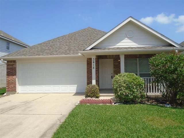 3418 W Rainmill Drive, Katy, TX 77449 (MLS #86497298) :: Homemax Properties