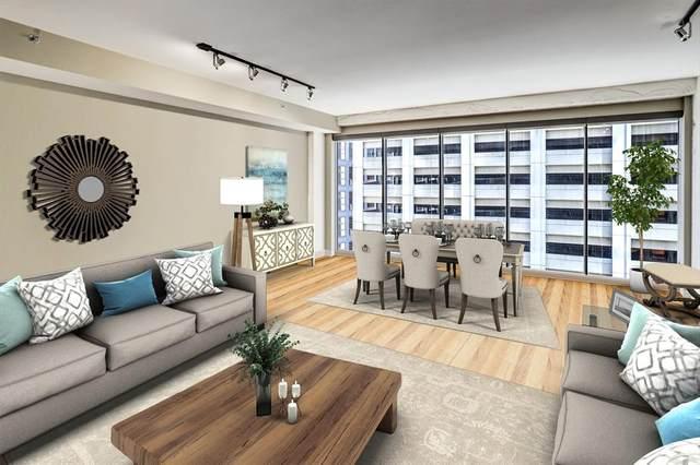 917 Main Street #604, Houston, TX 77002 (MLS #86504299) :: Green Residential