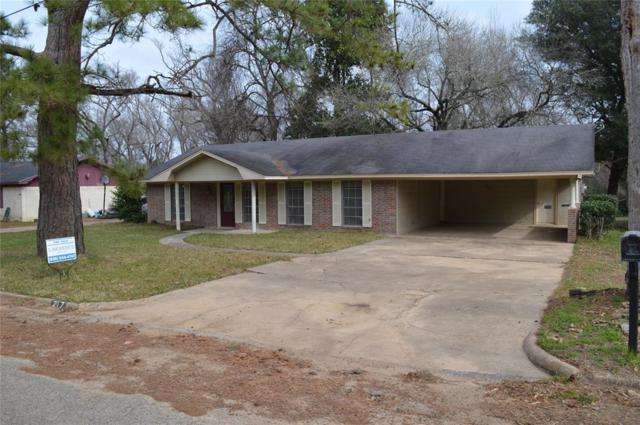 217 Cordell Drive, Crockett, TX 75835 (MLS #86517845) :: The Sansone Group