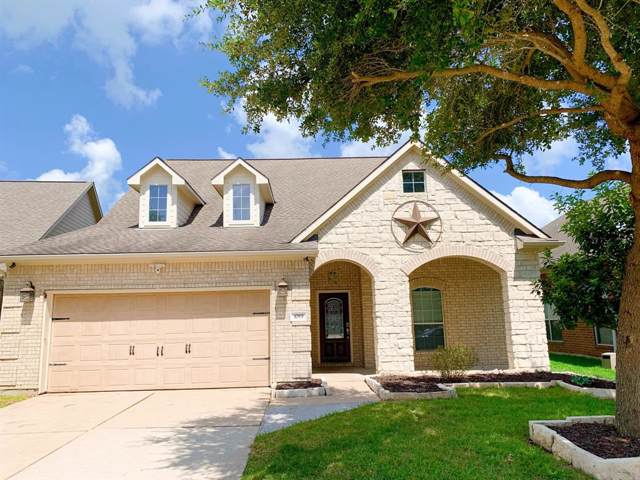 1019 Luke Drive, Alvin, TX 77511 (MLS #86519571) :: KJ Realty Group