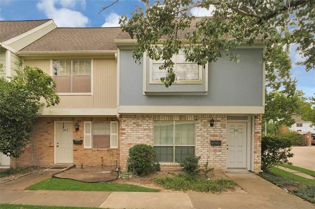 8102 Amelia Road #201, Houston, TX 77055 (MLS #86519649) :: The Freund Group