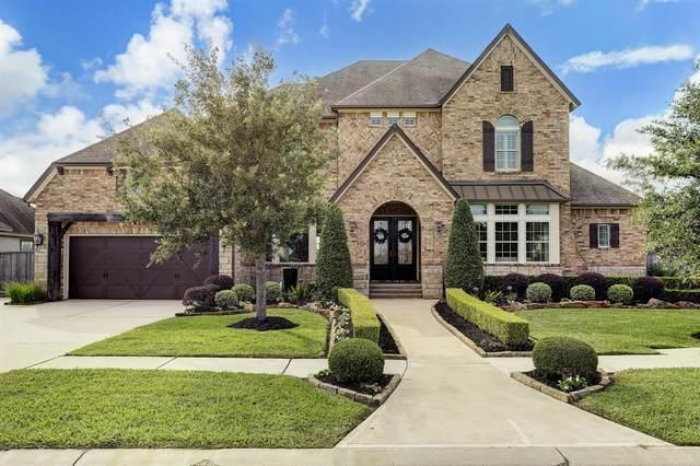 1802 Eagle Creek Drive, Friendswood, TX 77546 (MLS #86522549) :: Rachel Lee Realtor