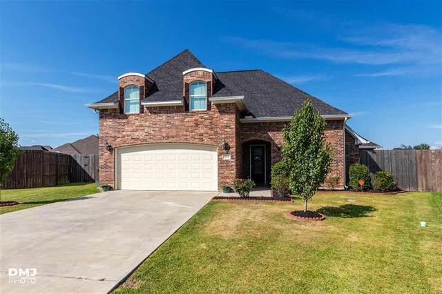 214 King Palms Way, Lumberton, TX 77657 (MLS #86525901) :: The SOLD by George Team