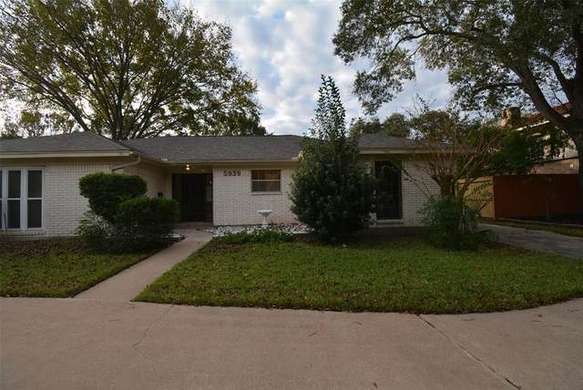 5939 W Bellfort Street, Houston, TX 77035 (MLS #86528284) :: Caskey Realty