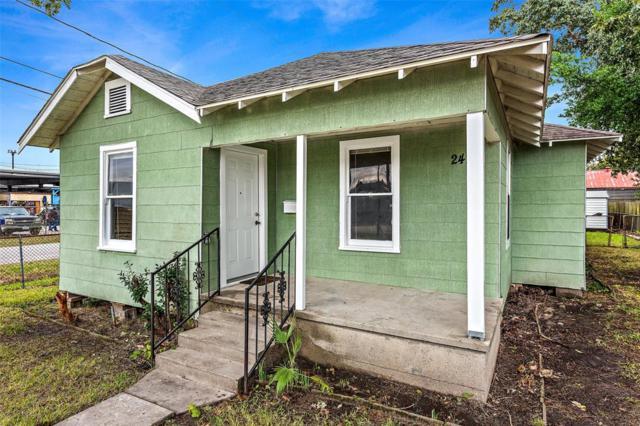 2420 Eastman Street, Houston, TX 77009 (MLS #86529657) :: Green Residential