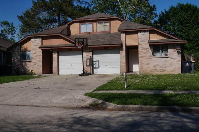 22110 Diane Drive, Spring, TX 77373 (MLS #86535322) :: The Parodi Team at Realty Associates