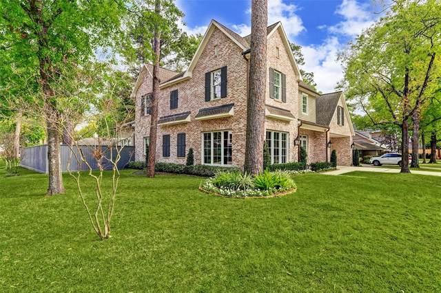 1320 Pech Road, Spring Valley Village, TX 77055 (MLS #86545826) :: Johnson Elite Group