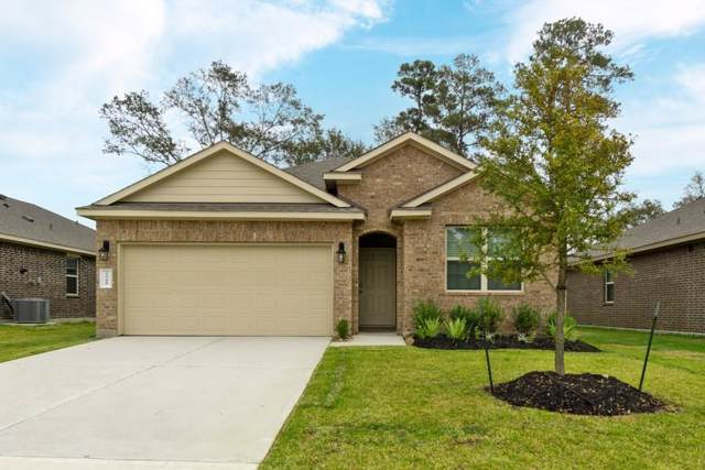 2319 Strong Horse Drive, Conroe, TX 77301 (MLS #86573100) :: The SOLD by George Team