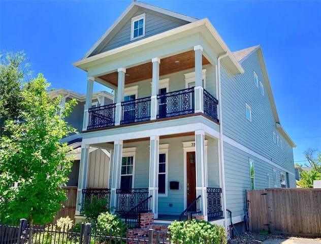 704 A E 25th Street, Houston, TX 77008 (MLS #86573370) :: The Parodi Team at Realty Associates