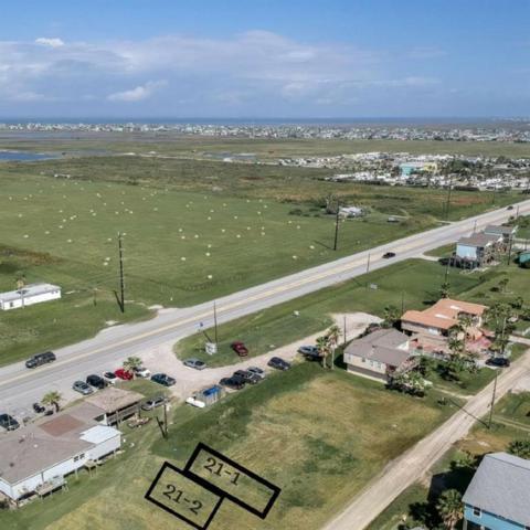 Lot 21-2 Bristow, Galveston, TX 77554 (MLS #8657347) :: Texas Home Shop Realty