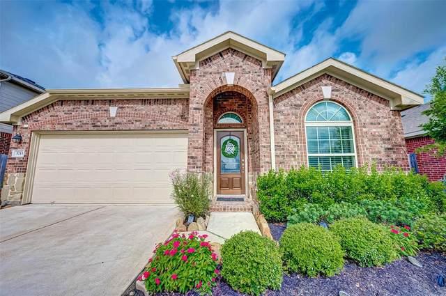 3711 Logandale Ridge Lane, Katy, TX 77493 (MLS #86581902) :: The Parodi Team at Realty Associates