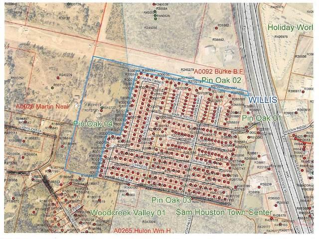 11203 Lewis Creek Circle, Willis, TX 77318 (MLS #8659901) :: The SOLD by George Team