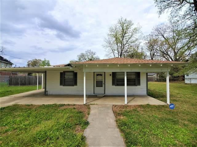 412 Sherwood Street, Cleveland, TX 77327 (MLS #86610509) :: The Property Guys