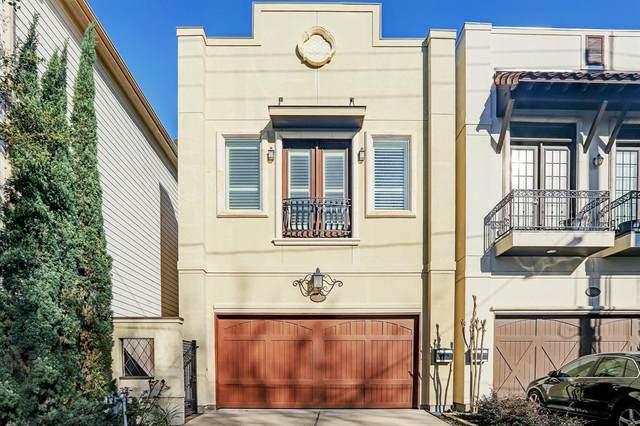 308 Malone Street, Houston, TX 77007 (MLS #86610689) :: Giorgi Real Estate Group