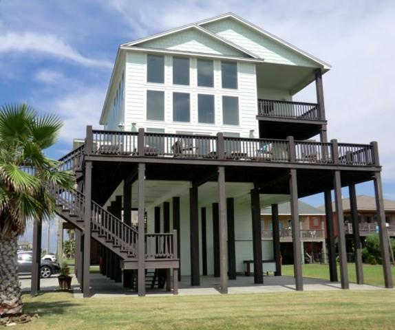 1349 Emerald Drive, Crystal Beach, TX 77650 (MLS #86618209) :: Texas Home Shop Realty