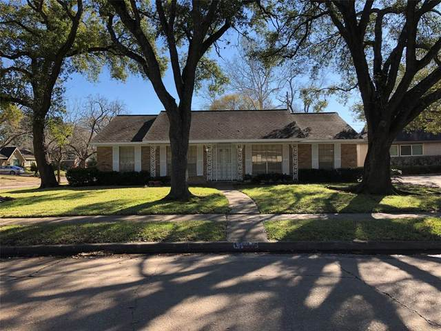5919 Sanford Road, Houston, TX 77096 (MLS #86619660) :: The Home Branch