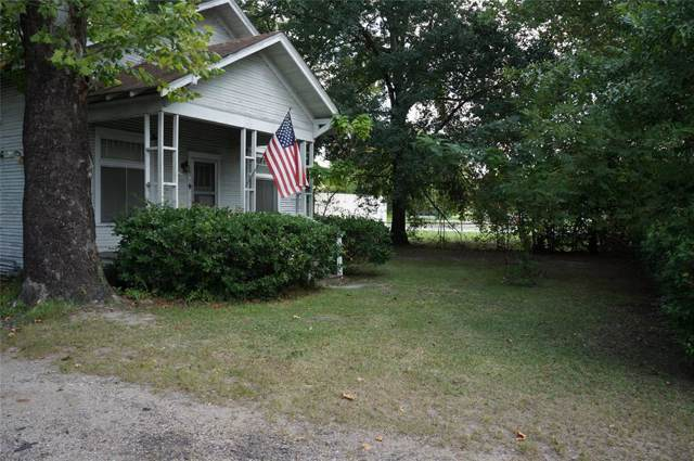 103 E 1st Street, Corrigan, TX 75939 (MLS #86620293) :: Texas Home Shop Realty