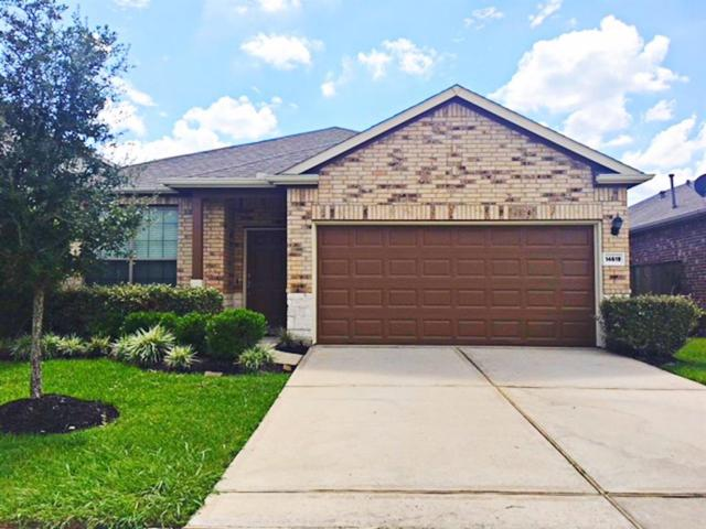14619 Diane Manor Lane, Humble, TX 77396 (MLS #86624527) :: The Johnson Team