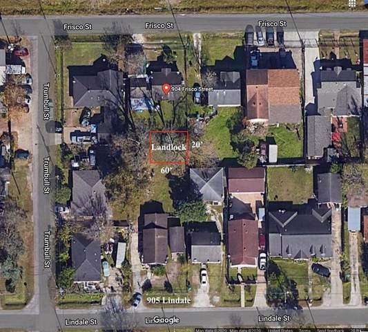 0 Frisco Street, Houston, TX 77022 (MLS #86626657) :: The Heyl Group at Keller Williams