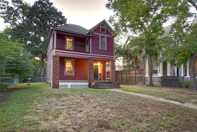1429 Rutland Street, Houston, TX 77008 (MLS #86628210) :: The Wendy Sherman Team