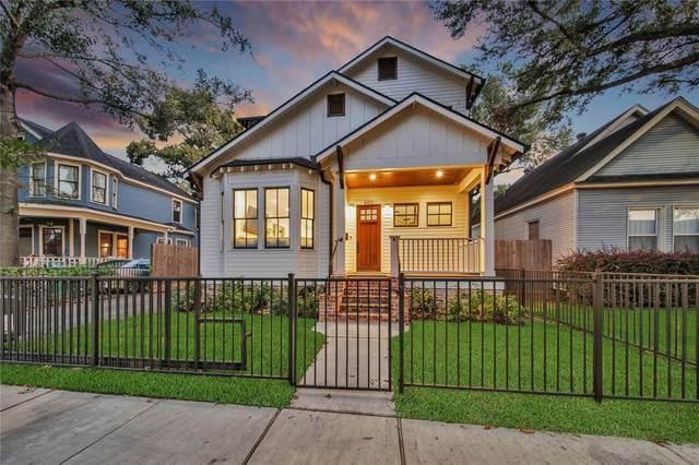 403 Pecore Street, Houston, TX 77009 (MLS #86628793) :: NewHomePrograms.com