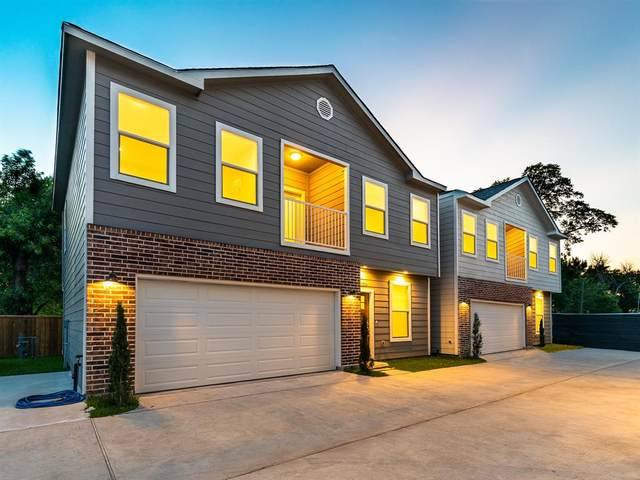 120 Sylvester Road, Houston, TX 77009 (MLS #86635683) :: The SOLD by George Team