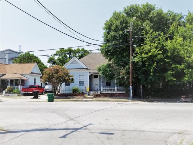 417 Hogan Street, Houston, TX 77009 (MLS #86637602) :: Texas Home Shop Realty
