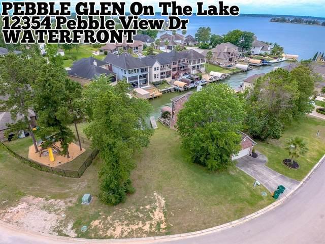 12354 Pebble View Drive, Conroe, TX 77304 (MLS #86646793) :: Giorgi Real Estate Group
